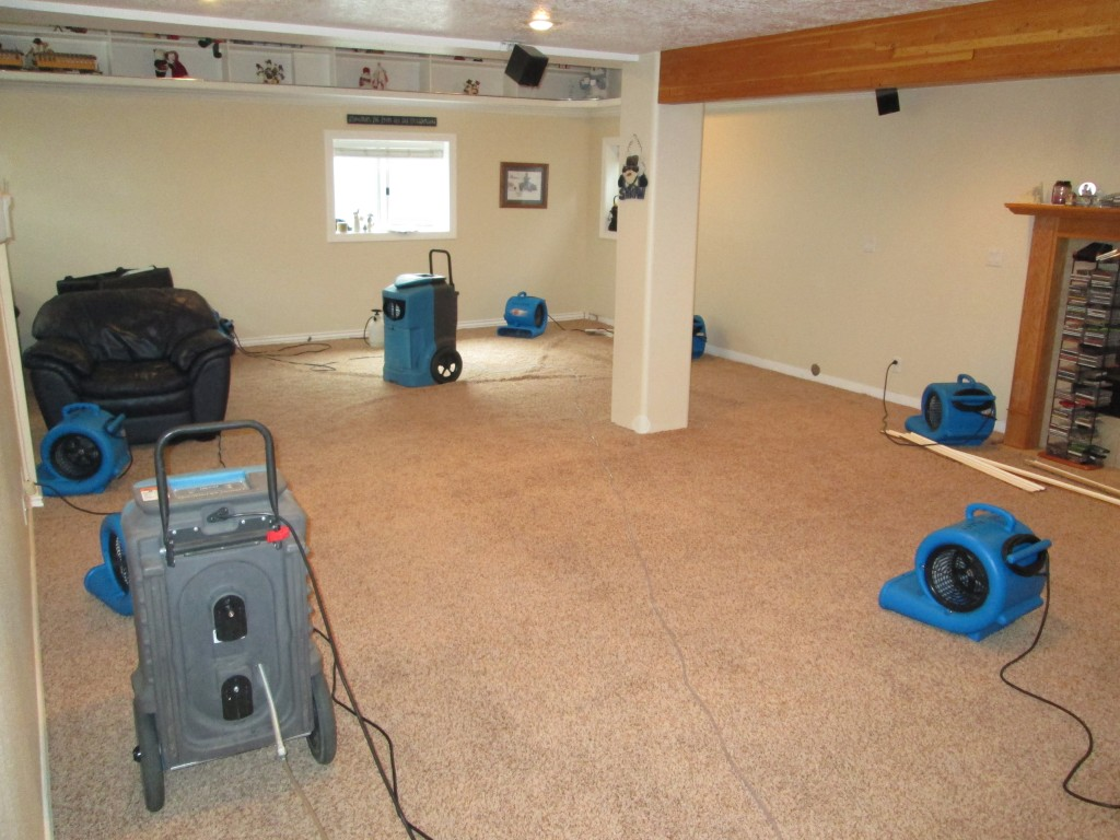 Water Damage Cleanup Cedar City