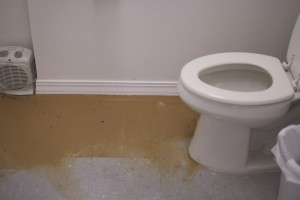 Sewage Damage Cleanup | Ally1 Disaster Solutions